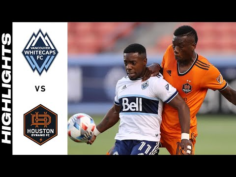 Vancouver Whitecaps Houston Goals And Highlights