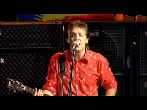 Paul McCartney & Denny Laine - Band On The Run (Mash Up)