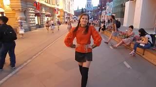 Москва.Лето.Валенки