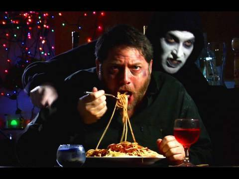 Ask Jack!  SPAGHETTI DINNER OF THE DAMNED by Richard Gale