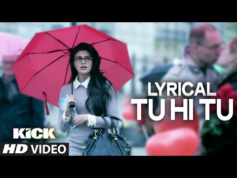 LYRICAL: Tu Hi Tu Full Audio Sg with Lyrics  Kick  Salman Khan  Himesh Reshammiya