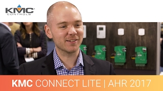 KMC Connect Lite | AHR 2017