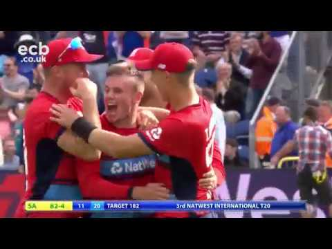 IT20 Highlights: England v South Africa
