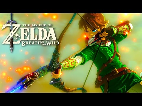 THE LEGEND OF ZELDA: Breath of the Wild All Cutscenes (Game Movie) HD