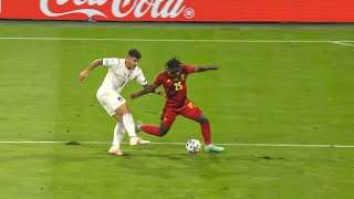 Jérémy Doku is the Hottest Dribbler in the World right now !!