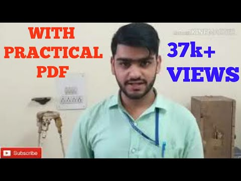 ACCELERATION DUE TO GRAVITY BY USING BAR PENDULUM || BAR PENDULUM EXPERIMENT || हिंदी में ||