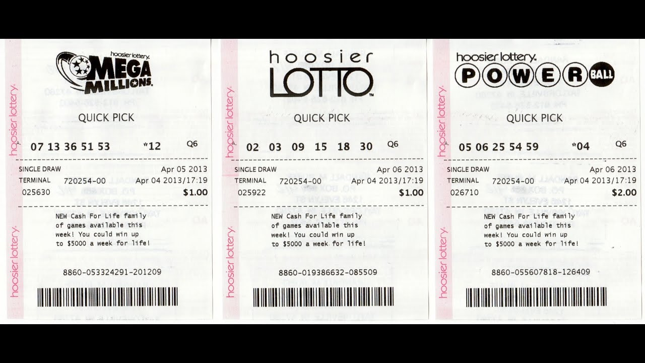 The Hoosier Lottery introduces new Lottery Tickets Format for – Tickets Format