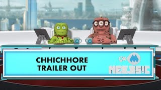 Chhichhore Trailer | Sushant Singh Rajput | Shraddha Kapoor | 9XM Newsic
