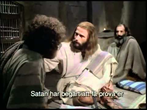 Berättelsen om Jesus - Svenska / Ruotsi språk The Story of Jesus - Swedish Language (Sweden)