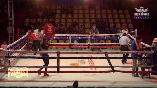 Cover images Brayan Lopez VS Yerlan Arauz - Nica Boxing Promotions