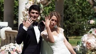 Трейлер свадебного ролика