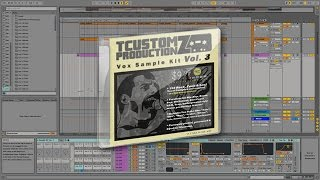 TCustomz Vox Sample Kit Vol 3 DEMO | Hip Hop Vocal Sample Pack (Rock, Funk & Soul Vocal Samples)