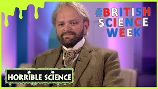Celebrating British Science Week 2019! | Science for Kids | Horrible Science