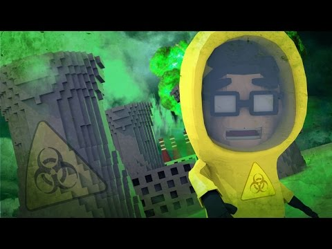 Minecraft Laboratory - NUCLEAR POWER PLANT! (Minecraft Roleplay)