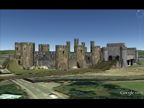 ANCIENT CASTLES OF UNITED KINGDOM IN...