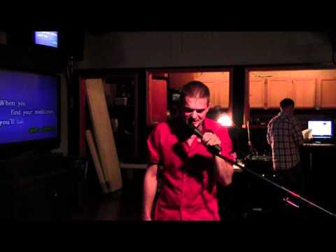Rhett Eicher singing Your Love Is Like Bad Medicine