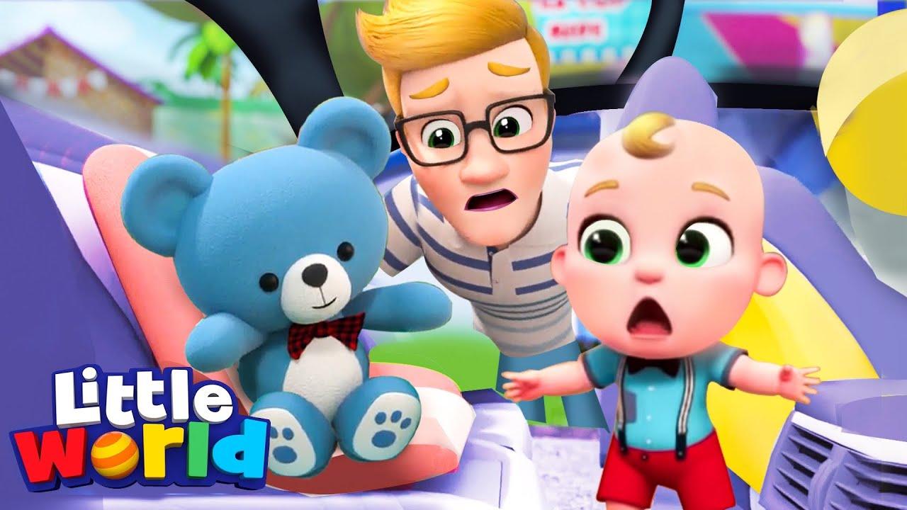Teddy Bear Song   Kids Songs & Nursery Rhymes by Little World