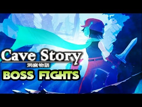 Cave Story+ (Switch): All Bosses