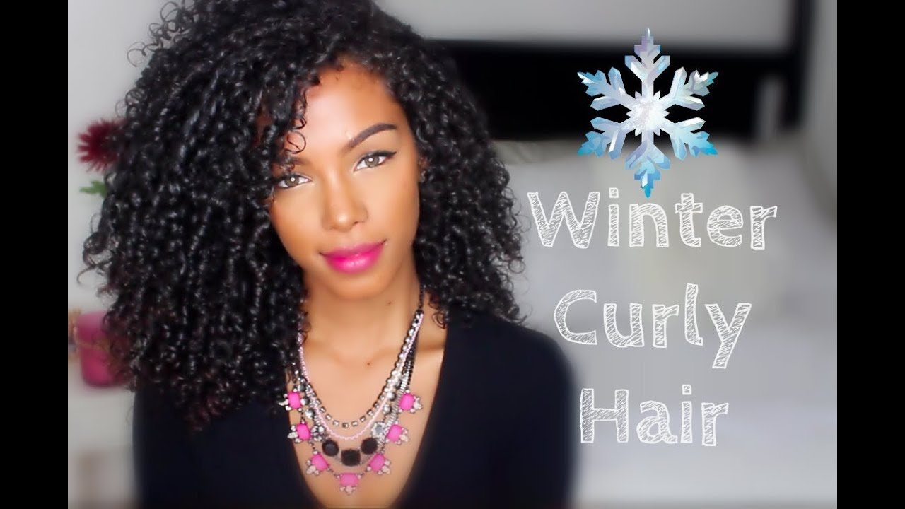 Winterizing Curly Hair Quot L O C Method Quot Sunkissalba Youtube