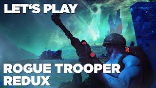 Hrej.cz Let's Play: Rogue Trooper Redux [CZ]