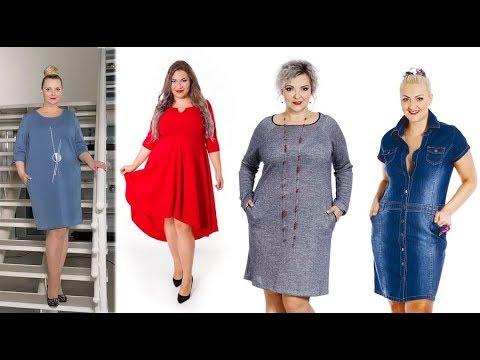 9a17dce146 Sukienki dla puszystych pań - moda plus size na co dzień    Plus size  dresses for women