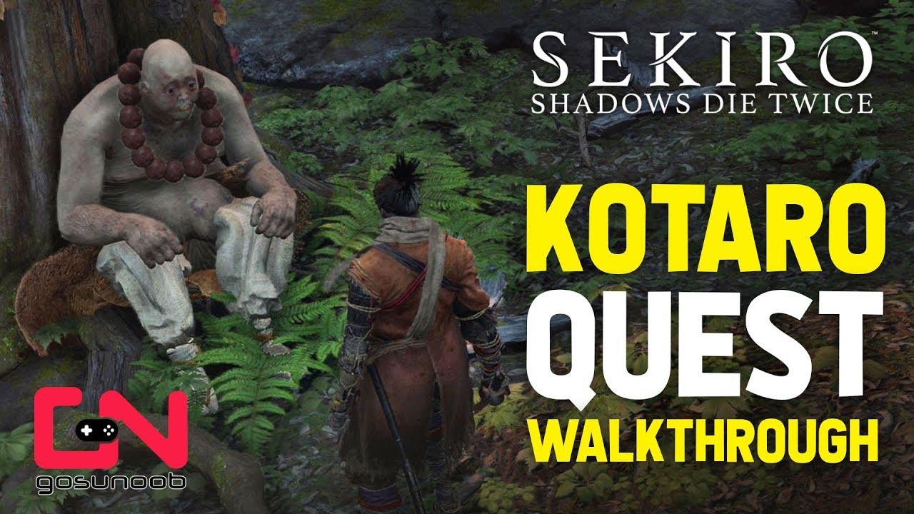 Kotaro best option sekiro