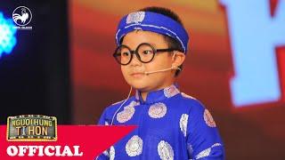 Người Hùng Tí Hon | Tập 4: Tài năng đặc biệt - Thiên Phước (Biệt đội Khổng Lồ)