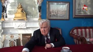 Илья Глазунов. Трудные дороги войны / Ilya Glazunov about WW2 and Siege of Leningrad