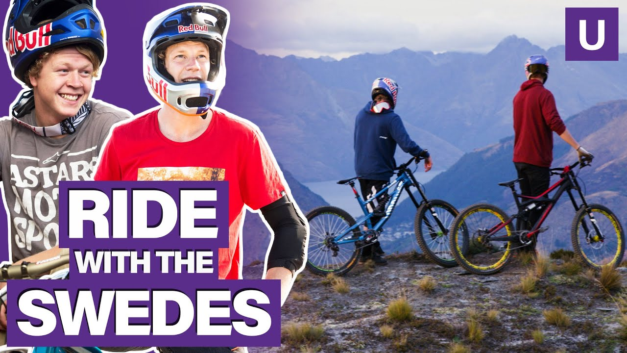 Download Slopestyle & Freeride MTB Prodigies Return Home to Sweden | Ride with the Swedes | Unstoppable