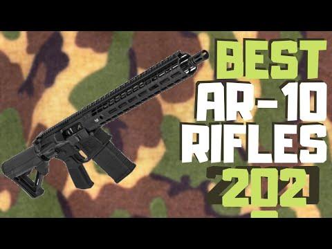 Best AR 10 Rifle [2020]   10 Top AR-10 Rifles For The Money
