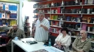 """Lansare de carte: romanul """"VIETI GRESITE"""" al scriitorului Stefan Mitroi"""