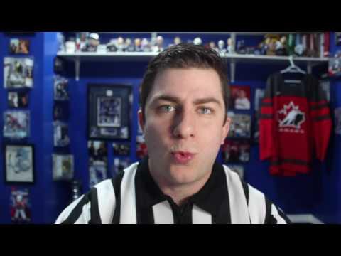 NHL Refs: Calling it