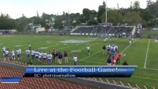 PHS Football: It's Time for Revenge! PHS vs. Analy Varsity Football Game