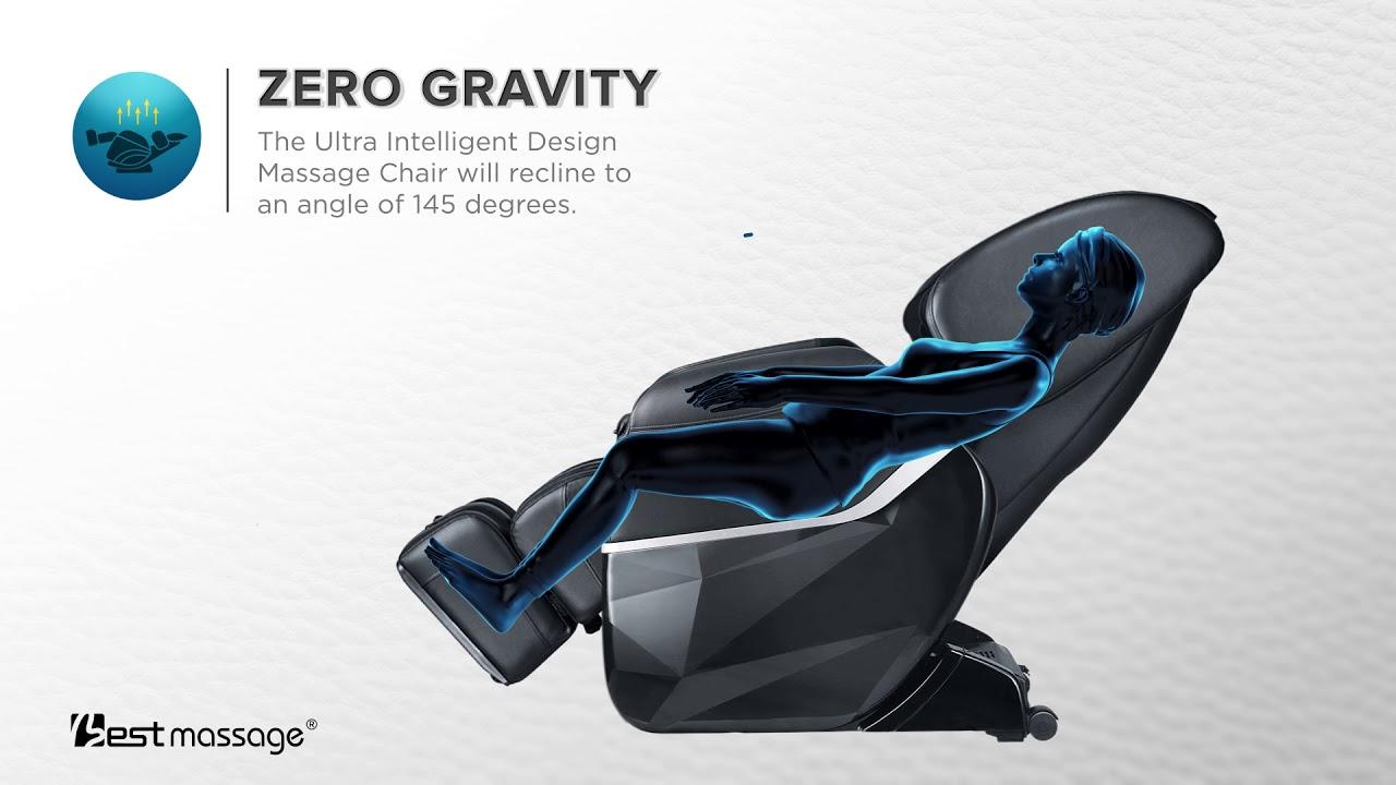 Fdw Shiatsu Zero Gravity Massage Chair Final Youtube