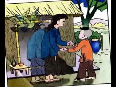 Kể cho bé nghe - Truyện cổ  tích : Cậu bé Tích Chu