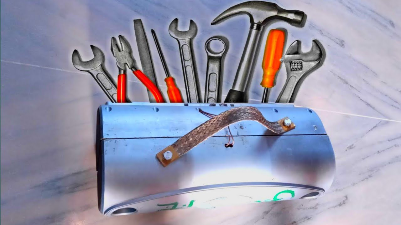 Download How to make simple tool Box / homemade Toolbox