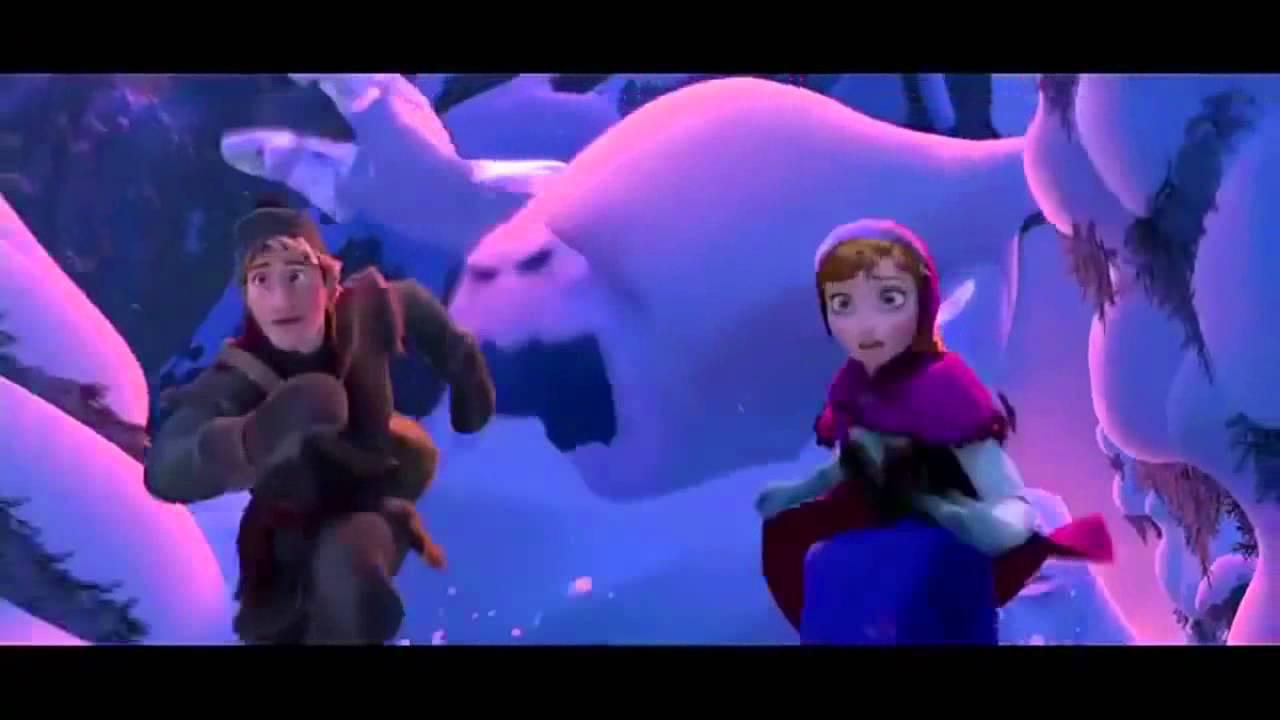 Frozen (Official TRAILER)(2013)