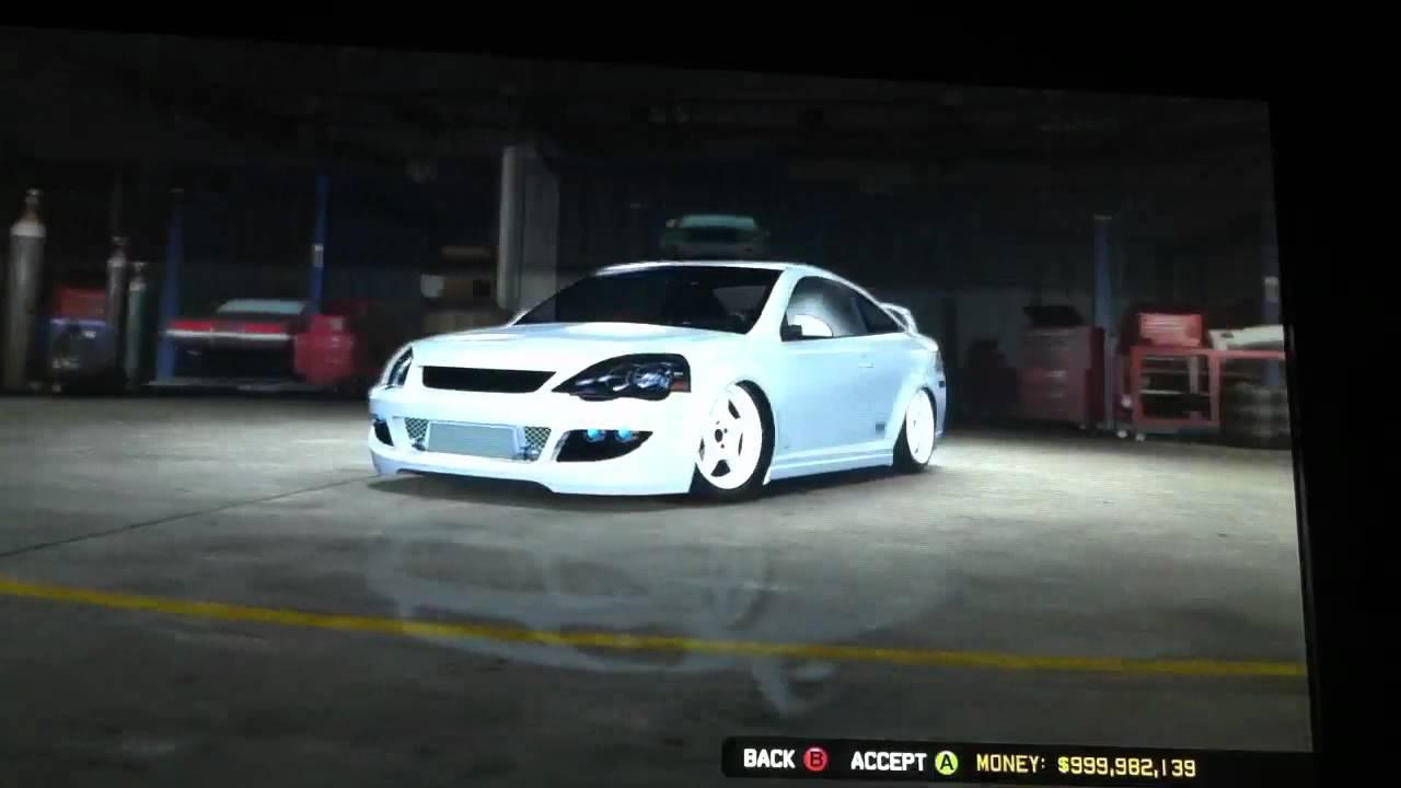 JDM 01 Honda Integra Type R MCLA midnight club: LA - YouTube