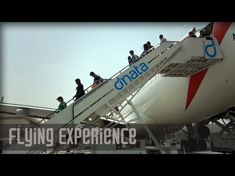 The Flying Experience Episode 1  Life on an Ultra Long Distance Flight