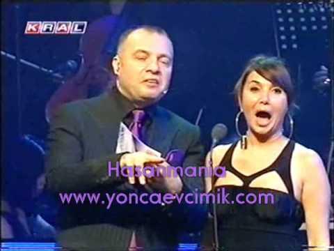 Yonca Evcimik Kral TV VMÖ 2007 - Keremcem