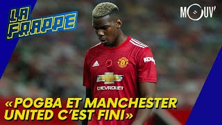 "L'info sport du jour c'est l'annonce de l'agent paul pogba, mino raiola : ""pogba et manchester united fini""#lafrappe #manchesterunited #pogba--abonn..."