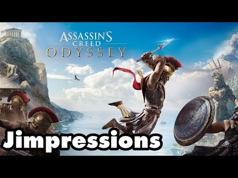 Assassin's Creed Odyssey - It's Grindy, It's Greedy, It's Ubisoft! (Jimpressions) thumbnail