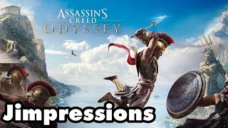 Assassin's Creed Odyssey - It's Grindy, It's Greedy, It's Ubisoft! (Jimpressions) (Video Game Video Review)