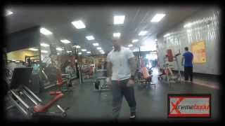 """Resistance Training Pre-Workout Moivation With Mike Diesel And Jason """"Epic Winning"""" Pate"""