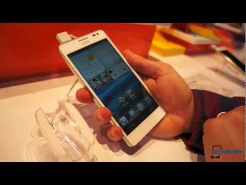 Huawei Ascend D2 In-Depth Look