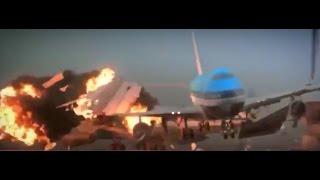 Airplane Crash ✱ Pilot error Compilation 2016 ✱ Emergency landings Boeing اصعب حوادث الطائرات   everything
