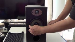 Polk Audio Tsx220b Bookshelf Speaker Review