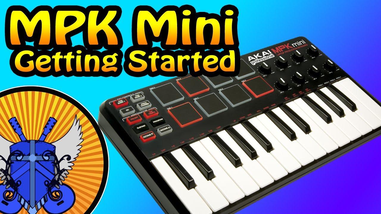 How To Setup The MPK Mini