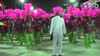 Compacto Carnaval de Rio en San Luis - Escola brasileira
