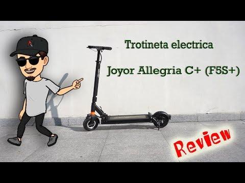 Joyor Allegria Confort Plus (F5S+) - Review